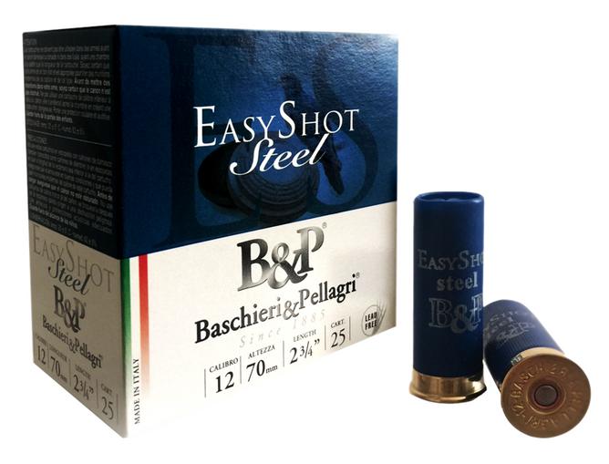 Bilde av Baschieri & Pellagri Easy Shot Steel 12/70 24g #7