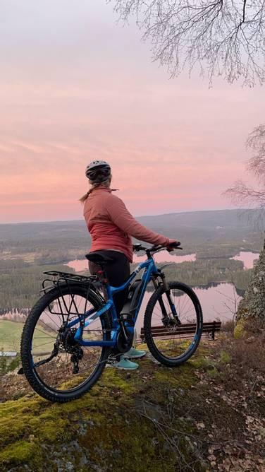 Bilde av Utleie El-sykkel