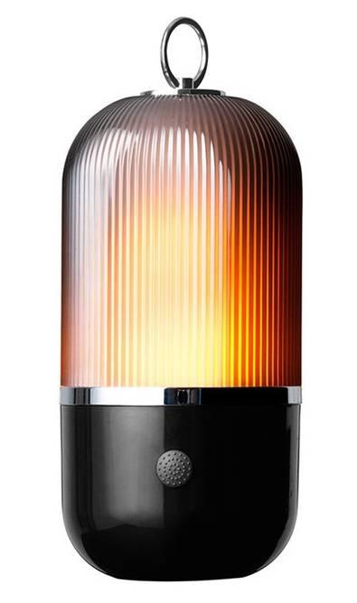 Bilde av Lykt Colors New Flame Bord/spyd