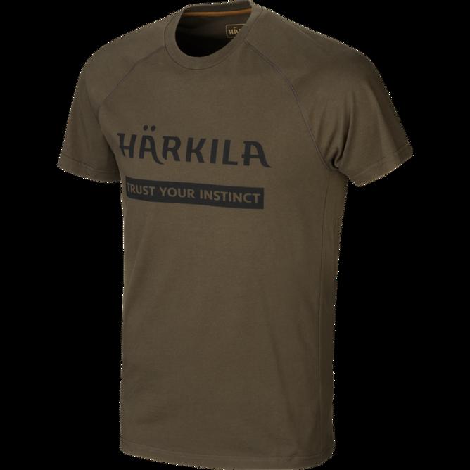 Bilde av Härkila Logo T-shirt Willow Green