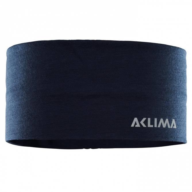 Bilde av Aclima LightWool Headband Navy Blazer Medium